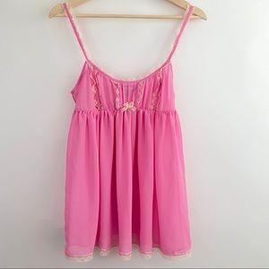 Victoria's Secret Pink Sleep Gown